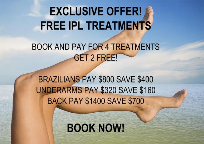 Ren Skin Health Free IPL Treatments