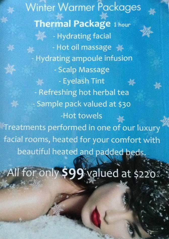 Ren Skin Health Winter Warmer Package