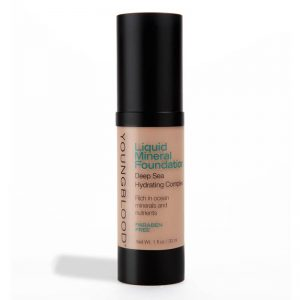 Youngblood Liquid Mineral Foundation Sun Kissed